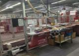 Window Production Line - Used Priess Und Horstmann BAT III-CNC-2 1996 Window Production Line For Sale Germany
