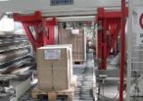 Gebruikt Werfring Elementelinie 1999 Aanlijmmachine En Venta Duitsland
