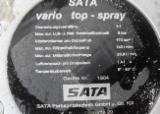 Used Sata Membranenpumpe Vario Top Spray For Sale Germany