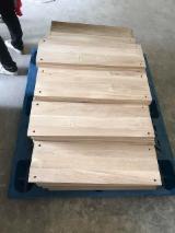 Massivholzplatten - 1 Schicht Massivholzplatten, Eiche