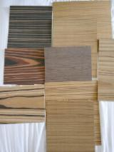 Sliced Veneer - Recon Poplar Engineered Veneer