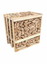 Find best timber supplies on Fordaq - Baltic Hewer UAB  - Birch and Alder Firewood Cleaved