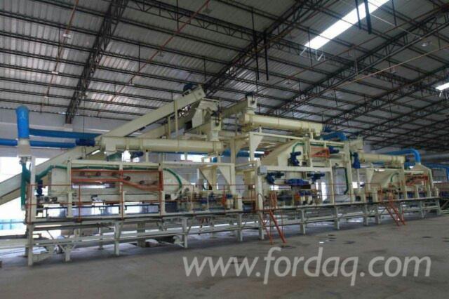Vender Fábrica / Equipamento De Produção De Painéis Songli Novo China À Venda