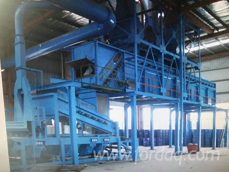 Vender Fábrica / Equipamento De Produção De Painéis Songli Novo China