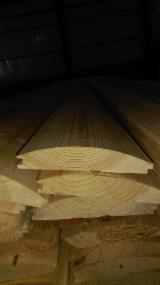 Mouldings - Profiled Timber - Imitation of lumber Mouldings, 19; 27; 35 mm thick