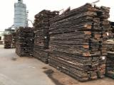 Hardwood Lumber - Register To See Best Lumber Products  - Black Walnut Unedged Loose Lumber, Steamed, 26-50 mm thick