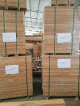 Wood Components - Siberian larch scantlings from China