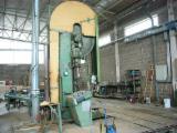 Cele mai noi oferte pentru produse din lemn - Fordaq - Elca srl - Vand Gater Canali Second Hand Italia