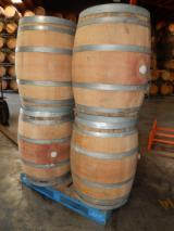 Buy Or Sell Wood Wine Barrels - Vats - Recycled Red Oak Wine Barrels
