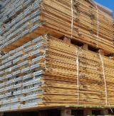 Palety, Opakowania I Drewno Opakowaniowe - Nadstawki Paletowe, Regenerowana – Używana W Dobrym Stanie