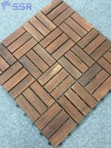 B2B Composite Wood Decking For Sale - Buy And Sell On Fordaq - FSC Acacia Exterior Decking 15/19/24 mm