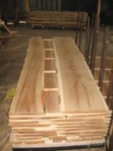 Hardwood  Unedged Timber - Flitches - Boules - Oak Loose Timber 50;52 mm