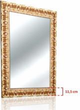 Muebles - Venta Espejos Diseño Madera Blanda Europea Pino Silvestre (Pinus Sylvestris) - Madera Roja Italia