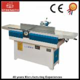 Moulding Machines For Three- And Four-side Machining - New Strength Jointer Planer Machine with Helical Cutter Head