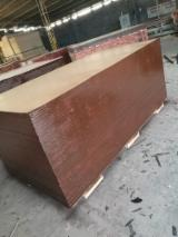 15 x 1250 x 2500 mm Brown Film Faced Birch Plywood for Shuttering