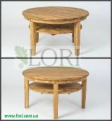 Table de chêne de café KLARA