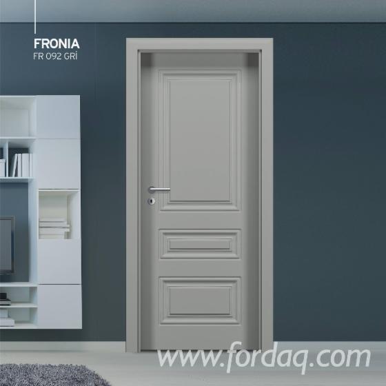 & MDF Doors from Turkey Paint finish