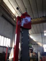 Holzbearbeitungsmaschinen Gesuche - Gebraucht Any / Non Definito Mobile Blockbandsägen Italien