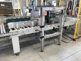 Linea di imballaggio automatizzata marca Sistema modello Linea IMB