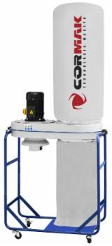 Dust Extraction Facility - New Cormak FM 1500 Shavings and Sawdust Collector