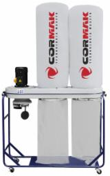 Dust Extraction Facility - New Cormak FM 2200 Shavings and Sawdust Collector