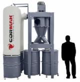 Dust Extraction Facility - New Cormak DC2900 Cyclone Dust Collector
