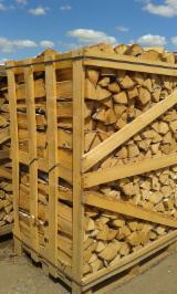Firewood, Pellets and Residues - Firewood from Oak, Hornbeam, Ash, Alder, Birch, Aspen