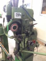 Marché du bois Fordaq - Vend Machines À Affûter Les Lames Vollmer CNE Occasion Italie