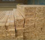 Sawn And Structural Timber China - Paulownia FJ Squares 25 x 35 mm