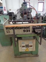 Woodworking Machinery - Knives sharpening machine WEINIG RONDAMAT 931