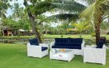 Art & Crafts/Mission Garden Furniture - Rattan / Wicker Garden Sets
