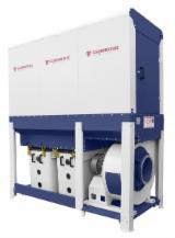 Filter System - New Cormak DCV5200 Dust and Chip Collector