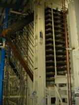 Macchine lavorazione legno - Vendo Produzione Di Pannelli Di Particelle, Pannelli Di Bra E OSB Nuovo Cina