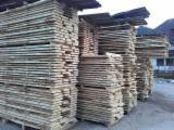 Laubholz  Blockware, Unbesäumtes Holz - Braunesche