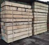 Oak Beams, 70-300 mm thick
