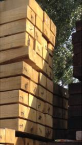 Hardwood Lumber And Sawn Lumber For Sale - Register To Buy Or Sell - Oak Railway Sleepers, 150 x 260 mm