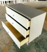 B2B 现代卧室家具待售 - 上Fordaq采购或销售 - 抽屉柜, 设计, 1 - 20 20'集装箱 点数 - 一次