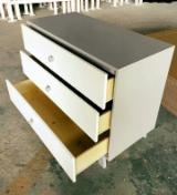 Muebles - Venta Cómodas Diseño Madera Blanda Sudamericana Pino Radiata (Pinus Radiata, Insignis) Vietnam