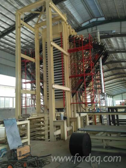 New-Songli-OSB-Production-Line