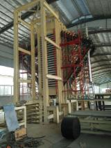 Machinery, Hardware And Chemicals - OSB production line