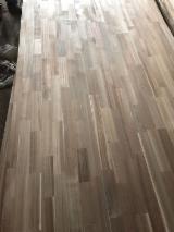 Massivholzplatten Vietnam - 1 Schicht Massivholzplatten