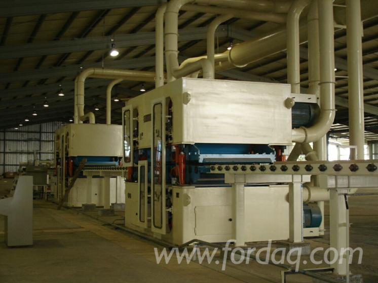 New-MDF-Production-Line
