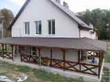 Gartenprodukte Ukraine - Eiche, Zäune - Wände