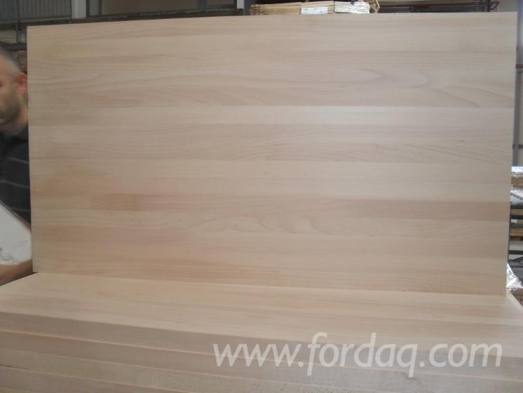 Oak-and-beech-Solid-Wood-Panels--Edge-Glued