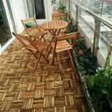 B2B WPC Terrassenböden Zu Verkaufen - Kaufen Und Verkaufen Auf Fordaq - Robinie , Rutschfester Belag (1 Seite)