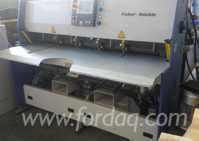Used-Fischer-Und-R%C3%BCckle-FZR-15-2006-Veneer-Production-Machines---Veneer-Processing---Other-For-Sale