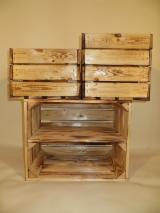 Lithuania Pallets And Packaging - New Spruce Boxes - Packages