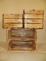 Boîtes - Caisses - Emballages - Vend Caisses de bois