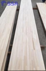 High Quality Radiata Pine Wood FJ Laminated Panels, 15-63 mm