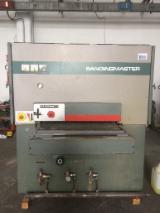 Mașini, Utilaje, Feronerie Și Produse Pentru Tratarea Suprafețelor - Masina de calibrat si slefuit marca Sandingmaster model SCSB2-900 RR